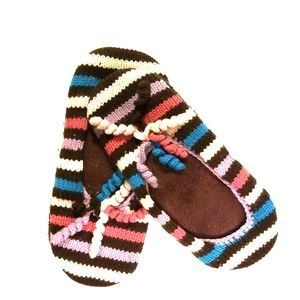 Other - Stripped Slippers